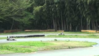 オールズレーシングカートレンタルにて20120429井頭モーターパークレン...