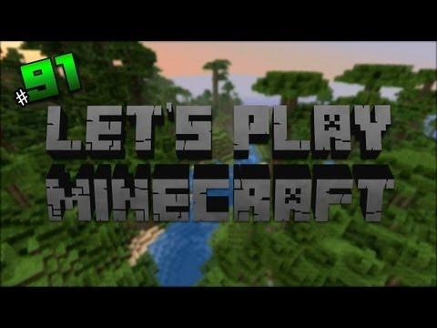 Lets Play Minecraft! 091 - Reginald the Chicken