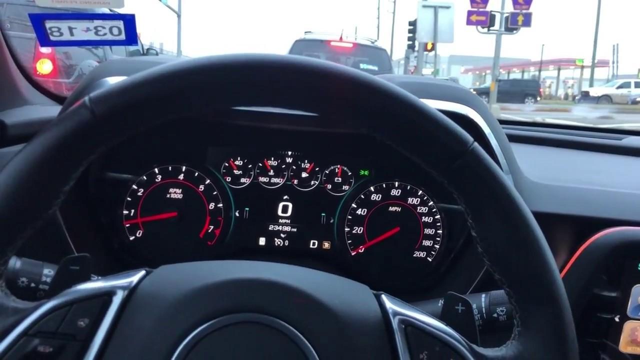 2016 Camaro 2SS Transmission problems?