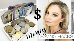 50 MONEY SAVING HACKS - Budgeting Tips & Tricks