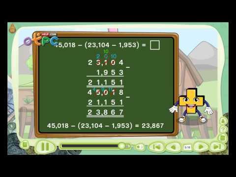 สื่อการเรียนการสอน คณิตศาสตร์ ป.3 - การบวกลบระคน ตอนที่ 2 [14/85]