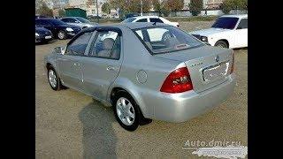 Китайский автомобиль Geely Otaka CK 1