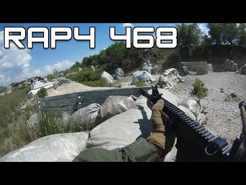 RAP4 468 MagFed Paintball - Gravel Pit