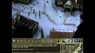 Icewind Dale 2 GamePlay - 003 - Arrival at the Docks