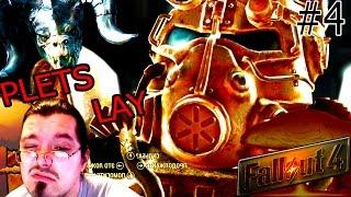 Fallout 4 - Силовая броня vs. Diablo - 4