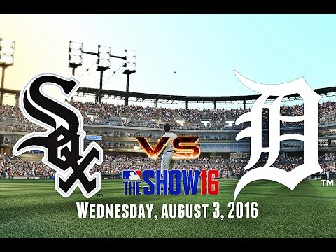 FOR THE SHRUBS! (Chicago White Sox @ Detroit Tigers) MLB The Show 16 Franchise Mode