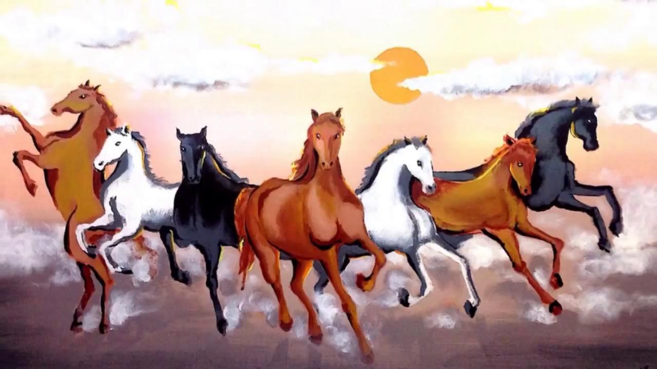 7 Horses Youtube