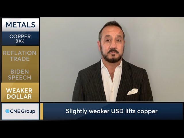January 14 Metals Commentary: Bob Iaccino