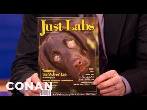 """Real Magazines That Outlasted """"Newsweek"""" - CONAN on TBS"""