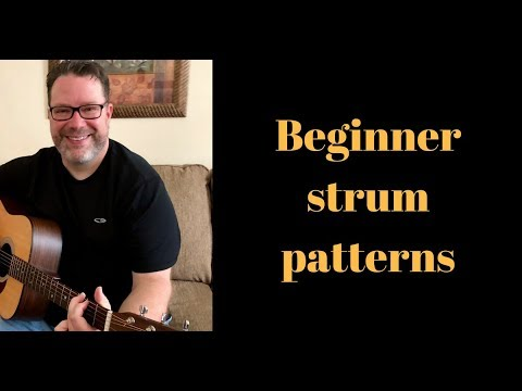 How To Strum Guitar For Beginners How To Strum In Rhythm YouTube Cool Wagon Wheel Strumming Pattern
