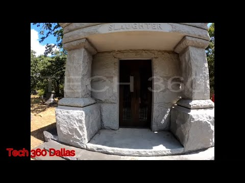 GraveYard Tour! Greenwood Cemetery! Open Crypt!