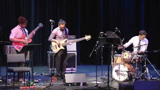 Neil Palmer Jazz Bass Honours Recital: 8. Abraham