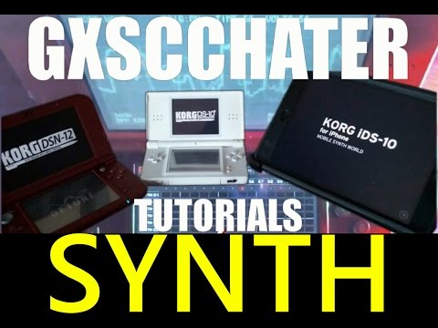 DS10 Engine - SYNTH Part 3 of 5 - VCO Tutorial DS-10 DSN-12 iDS-10