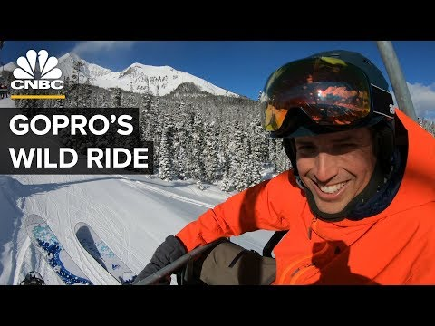 The Ups And Downs of GoPro