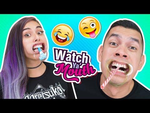 Watch Ya Mouth! - Lets Get Weird