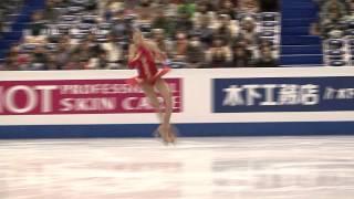 6 Evgenia MEDVEDEVA (RUS) - ISU Grand Prix Final 2013-14 Junior Ladies Short Program