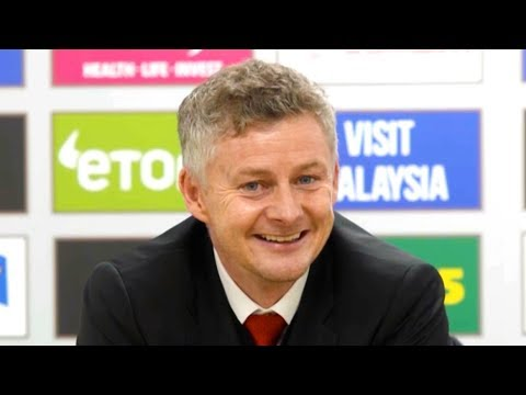 Cardiff 1-5 Manchester United - Ole Gunnar Solskjaer Post Match Press Conference - Premier League