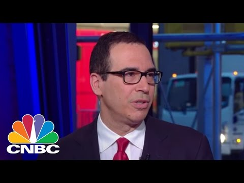 Steve Mnuchin: Buying IndyMac One Of Proudest Aspects Of My Career | Squawk Box | CNBC