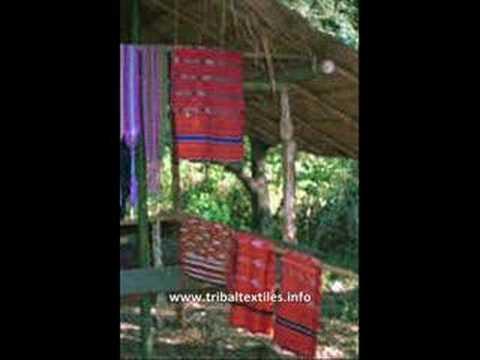 Amanda's piece Karen of N Thailand: Weaving & Women's Cloth