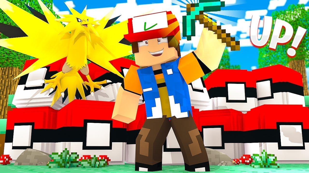 Download Minecraft: 2 PACKS DE LUCKY PIXELMON LENDÁRIA - POKÉMON #15 ‹ Gustavo ›