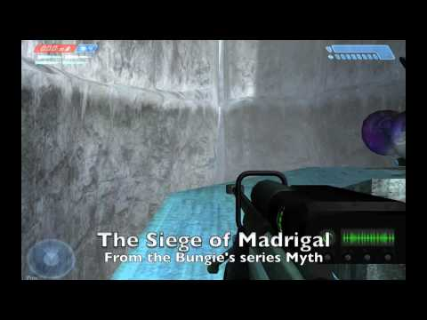 Halo CE - Easter Eggs - Siege of Madrigal