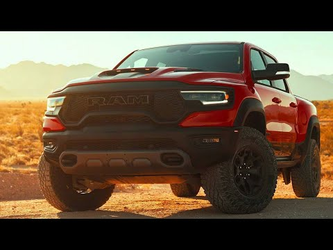 2021 Ram 1500 TRX First Look | This is the all-new 2021 Ram 1500 TRX | Expo Autoworld