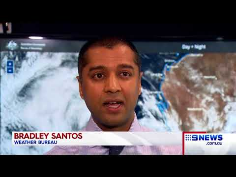 Perth Rain   9 News Perth