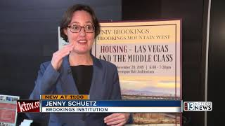 Las Vegas at the forefront of housing trends impacting middle class families