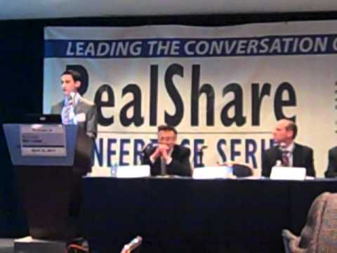 Net Lease Research Report from RealShare Net Lease Conference 2011 in New York