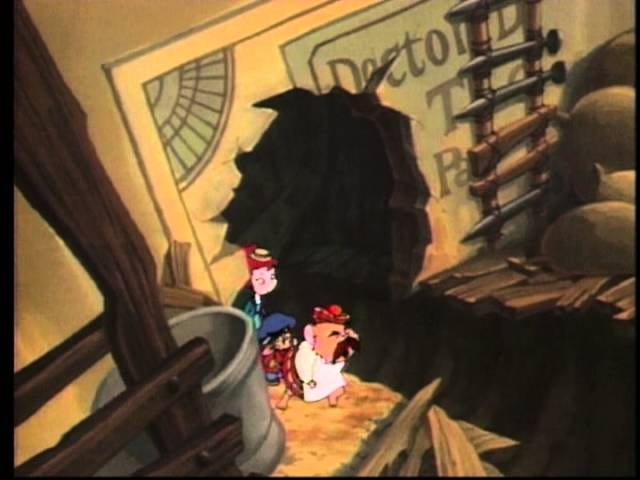 An American Tail: The Mystery of the Night Monster - Trailer