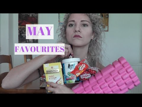 may-faves-|-fitness,-food-&-beauty