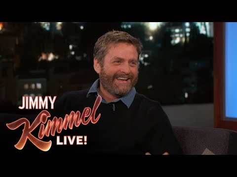 Thumbnail: Zach Galifianakis Hired Russians to Help with Emmy Campaign