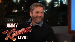 connectYoutube - Zach Galifianakis Hired Russians to Help with Emmy Campaign