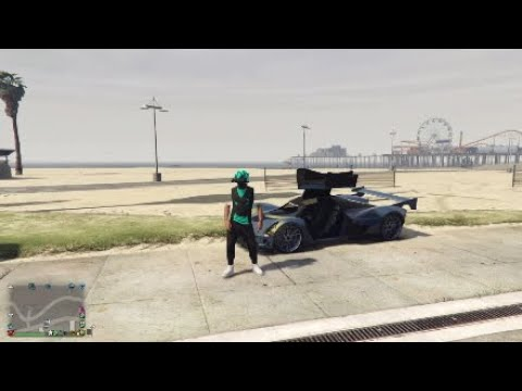 GTA 5 online clothing Glitch invisible arms Glitch dutch nederlands