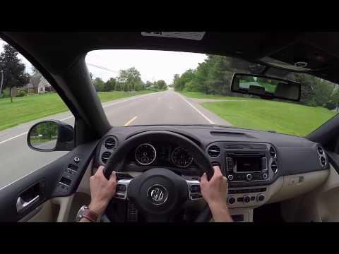 2015 Volkswagen Tiguan R Line - WR TV POV Test Drive