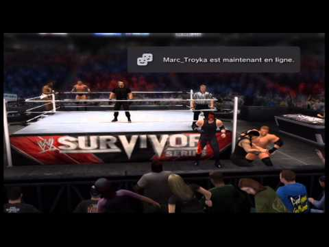6 Man Tag Team Match, Roman Reigns, Big E Langston & Randy Orton vs Kane, Seth Rollins & Triple H
