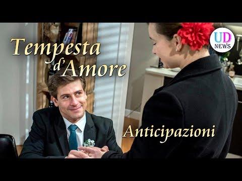 Tempesta D'Amore: la Proposta di Matrimonio di Paul a Romy!
