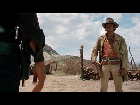 Draw! Anatomy of a Sergio Leone gunfight | BFI