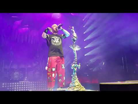 Five Finger Death Punch - Wrong Side of Heaven; DTE Energy Music Theater; Clarkston, MI; 9-1-2018