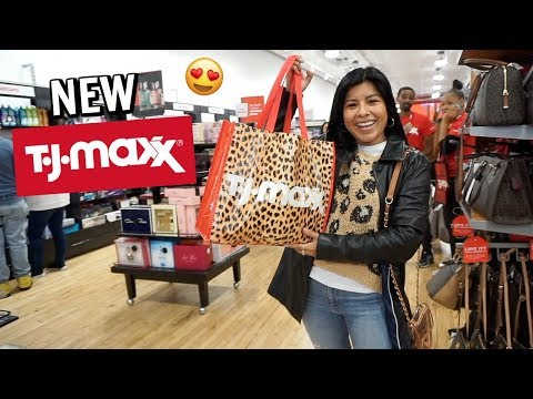 Come Shop with me at the NEW TJMAXX in SOHO!