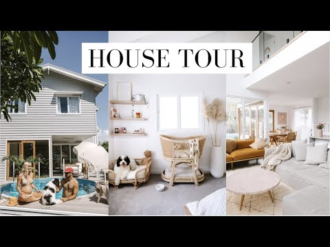 OUR HOUSE TOUR | Elsa's Wholesome Life HOME