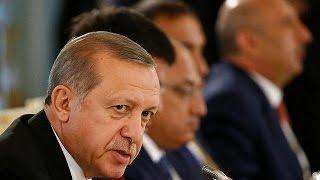 Choose Gulen 'terror group' or Turkey, Erdogan tells the US