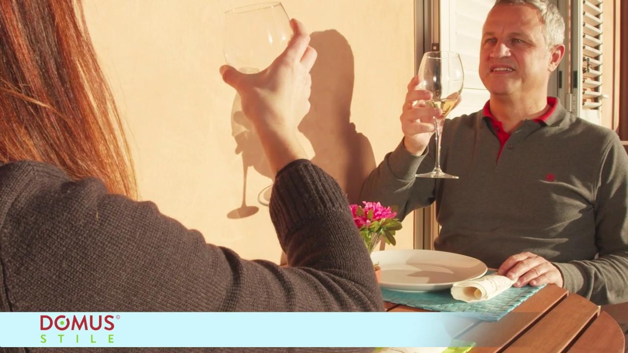 Tavolo Ribaltabile A Parete 7110 - 284 - tavolo pieghevole da parete domus stile