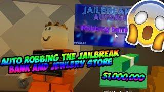 Roblox Exploiting #19 - JAILBREAK INFINITE MONEY HACK!