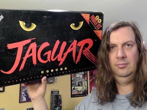 Atari Jaguar Console Review & Games