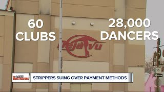 Detroit strippers suing strip clubs over tips, unfair labor practices