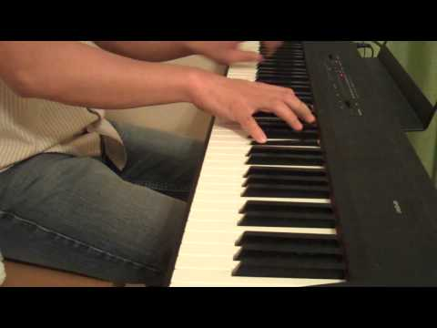 Penelope Piano Scene (James McAvoy) cover