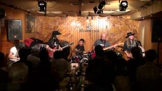 Done Somebody Wrong Allman Brothers Band Tribute 荻窪Rooster 2014.1...