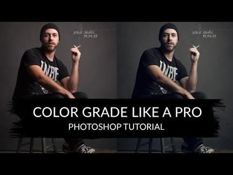 Color Grade Like A Pro – The Secret To Cinematic Imagery | Fstoppers