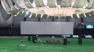 河合第三小学校金管バンドは、2013年9月7日出雲ドームで開催され...